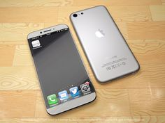 Cool Stuff We Like Here @ CoolPile.com ------- << Original Comment >> ------- iPhone6 / Blanc Concept - I Want