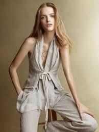 Resultado de imagen para donna karan dresses beige