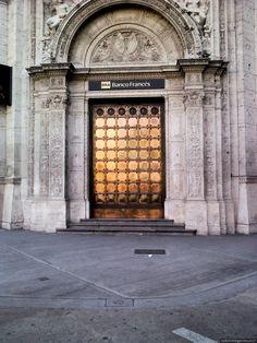 Puertas de Buenos Aires - un pequeño paseo fotografico