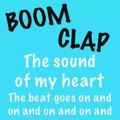 - Charli XCX : Boom Clap