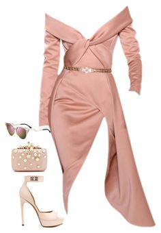 Untitled #4472 by metemelobiebas on Polyvore featuring polyvore, fashion, style, Givenchy, Elie Saab, Fendi and clothing