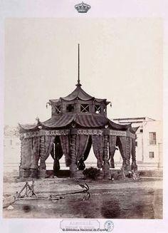 Almería (1862) - Pabellón del Esparto.