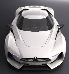 GT by Citroën - debuted as a concept car in 2008 and was one of the world's most expensive cars ever produced.