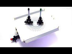 (17) Spirograph Machine : LEGO MINDSTORMS NXT - YouTube
