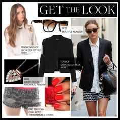 """Get The Look - Olivia Palermo"" by carteblanche-x on Polyvore"