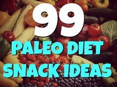 99 Awesome Paleo Snacks Ideas