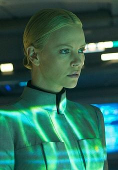 "Charlize Theron in ""Prometheus"""
