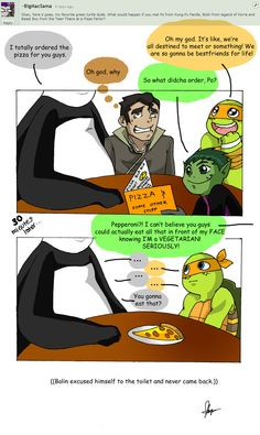 2nd Question- Destined by ~The-BIG-M on deviantART