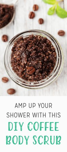 Did you know that the caffeine in your daily cup of joe may also help reduce cellulite — or at least the appearance of cellulite — when you put it on your body? And that the grounds can act as a great exfoliant?