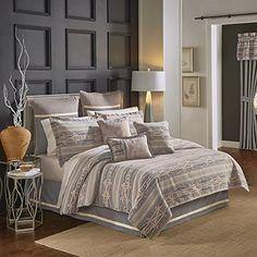 Croscill Ansonia Queen Comforter Set, 4 Piece Croscill