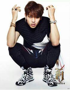 Infinite H....  DongWoo