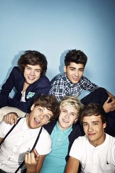 One Direction: May 2012