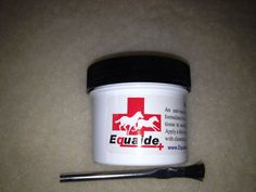 Equaide Solution Trial Size Jar - First aid