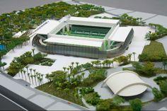 Especial Copa 2014: Arena Pantanal, Cuiabá - Arcoweb