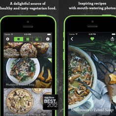 9 Green Apps For the Eco-Friendly Creative | Green Kitchen | DesignGood