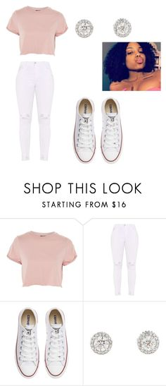 """""""her way // partynextdoor"""" by tiaramb11 on Polyvore featuring Topshop and Converse"""