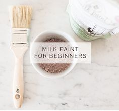 Home | Miss Mustard Seeds Milk Paint. Great read! But your first set of Milk Paint from Nora Gray! www.nora-gray.com mmsmp retailers