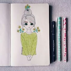 Скетчбук|Sketchbook художника