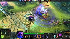 The Lucky Black Hole - Dota 2