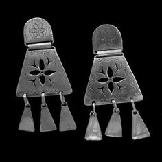 mapuche Ethnic Jewelry, Bohemian Jewelry, Modern Jewelry, Metal Jewelry, Vintage Jewelry, Silver Jewelry, Jewellery, Jewelry Accessories, Jewelry Design