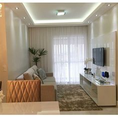 Trendy Home Decored Classy Apartments Small Living Rooms, Home Living Room, Living Room Designs, Living Room Decor, Small Apartments, Small Spaces, Classy Living Room, Trendy Home, Home Decor Kitchen