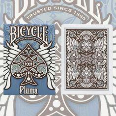 Bicycle Pluma Deck by USPCC - Trick Bicycle http://www.amazon.co.uk/dp/B00GZ13BVS/ref=cm_sw_r_pi_dp_40VRtb1F5AGC1N6X