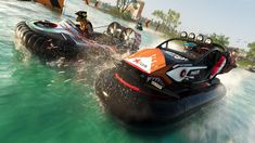 Gator Rush Expansion - The Crew 2 (Mini Review)