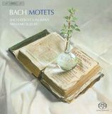 Johann Sebastian Bach: Motets [Super Audio Hybrid CD]