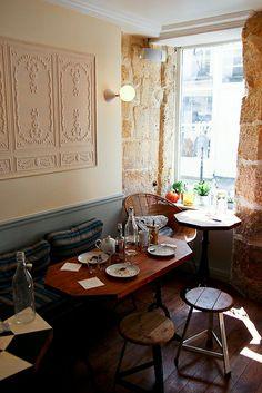 Café Pinson in Paris