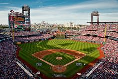 See a game in every MLB park #7: Citizens Bank Ball Park