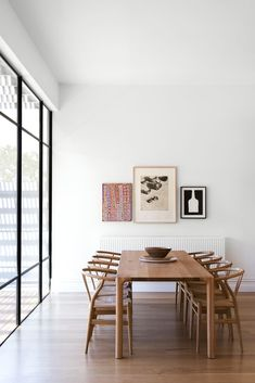 Estilo Interior, Home Interior, Interior Design, Interior Livingroom, Dining Room Design, Dining Room Table, Dining Chairs, Dining Room Modern, Mid Century Dining Table