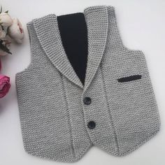 Esra Hanımın Bomba Gibi Tam 40 Tane Bebek Yelek Örgü Modeli Baby Knitting Patterns, Vest, Jackets, Dresses, Instagram, Fashion, Amigurumi, Down Jackets, Vestidos
