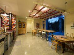 tiles! garage door