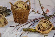 A konyha világa: Fatörzs keksz