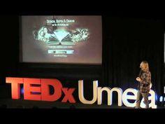 ▶ The power of storytelling: Erik Nissen Johansen at TEDxUmea - YouTube
