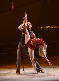 Kayla and Kupono - So you think you can dance