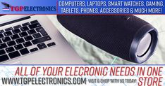 """LOOK OUT!!! Christmas will be here before you know it.  Get ALL your """"Best of the Best"""" Electronic Devices from tgpelectronic.com. Home Monitoring System, Drone Technology, Electronic Devices, Smart Watch, Knowing You, Corner, Good Things, Phone, Christmas"""
