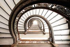 Spiral staircase?