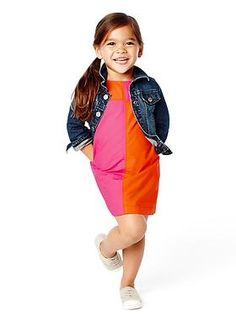 Baby Clothing: Toddler Girl Clothing: Featured Outfits New Arrivals | Gap... Kids fashion