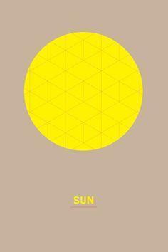 sun art print by matthew korbel bowers