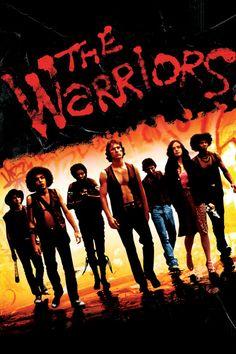 The Warriors [1979] directed by Walter Hill, starring Michael Beck, James Remar, Deborah Van Valkenburg, Marcelino Sanchez, David Harris, Tom McKitterick, and Brian Tyler.