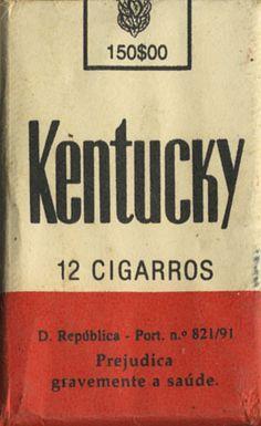os cigarros do meu bisavô