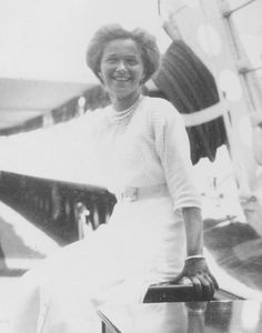 Olga smiling 1912