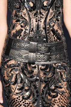 where do I start?  studs, sequins, whipstitching, texture?
