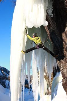 Ice Climber Dawn Glanc- Ice Climber Dawn Glanc Ice Climber … – Hobby Sports World Ice Climber, Berlin, West Coast Trail, Escalade, Utah Hikes, North Cascades, Rocky Mountain National, Rock Climbing, Mountain Climbing