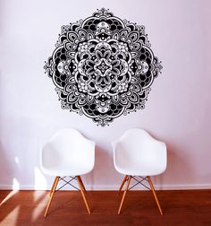Find More Wall Stickers Information about Wall Decals Mandala Indian Yoga Oum Om Sign Decal Vinyl Sticker Bedroom 22inx22in,High Quality stickers bedroom,China mandala indian Suppliers, Cheap vinyl stickers from ACB Wall Art Store on Aliexpress.com