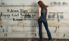 13 Jean tips that will keep your jeans looking great for the ages.