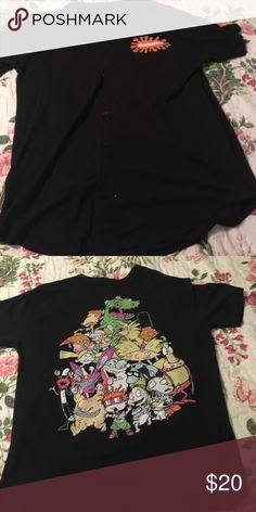 Nickelodeon 90's shirt Never worn Shirts Tees - Short Sleeve