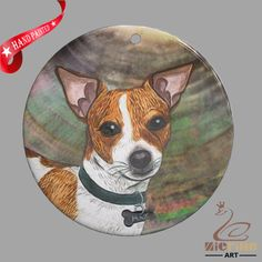 FASHION NECKLACE HAND PAINTED DOG SHELL PENDANT ZP30 01034 #ZL #PENDANT