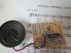 A Simple Arduino Music Box | element14 | Simple Music Maker